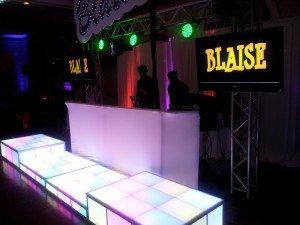 LED DJ Set Ups 4