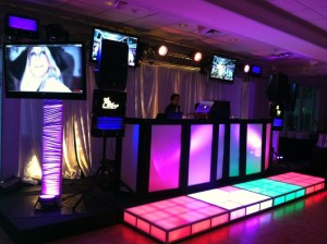 LED DJ Set Ups 6.1