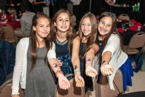 Glitter Tattoo 5