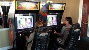 Old school arcade 8