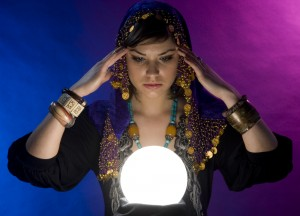 Fortune Tellers & psychics