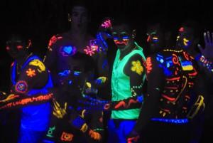 Neon Black Lights 2