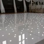 Dance Floor White