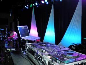 LED DJ Set Ups 3