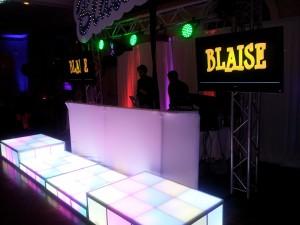 LED DJ Set Ups 4