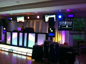 LED DJ Set Ups 4.2