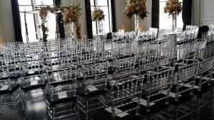 Chivari Chairs Lucite
