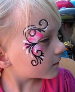 Glitter Tattoo 4
