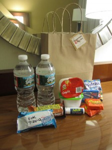 Hotel Welcome Bags 1